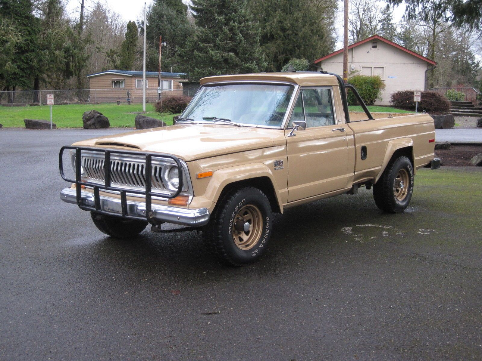 medium resolution of  78 jeep j10 golden eagle