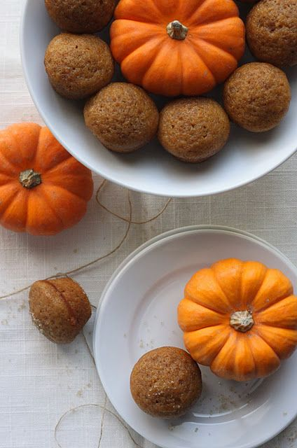 The Best Mini Pumpkin Muffins for Fall