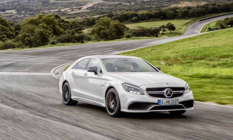 2015 Mercedes Cls Review Mercedes Benz Cls