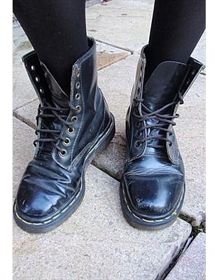 90s grunge boots mens