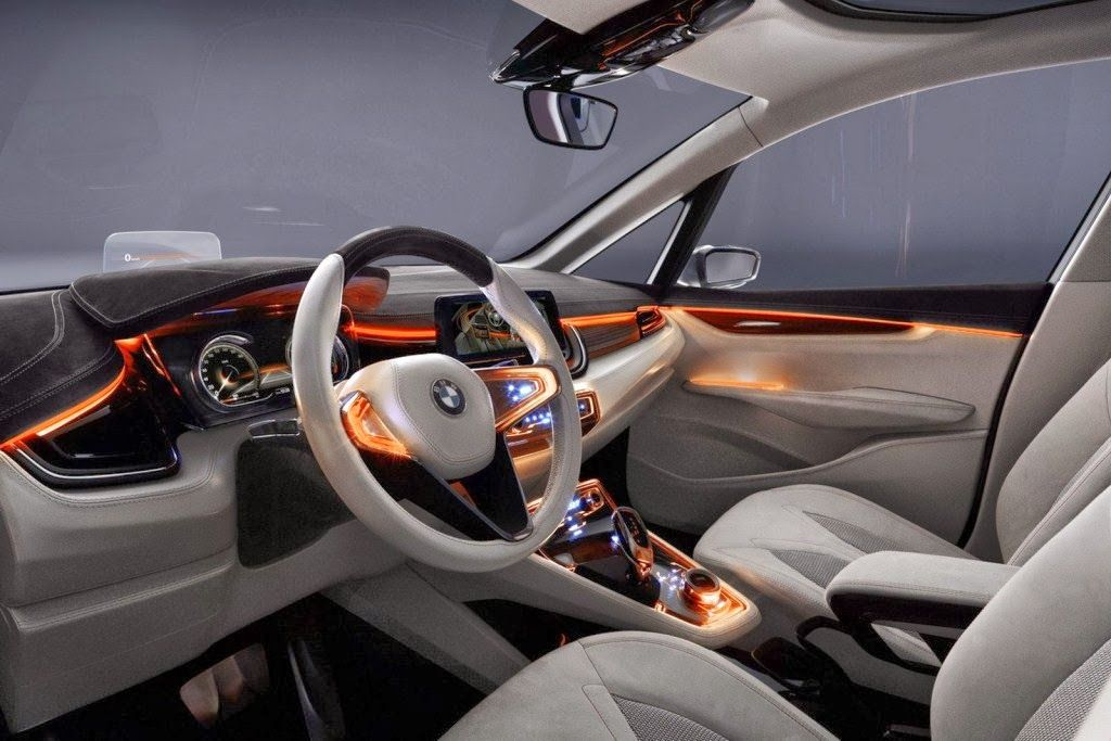 Introducing The All New Bmw 2 Series Gran Tourer With Images