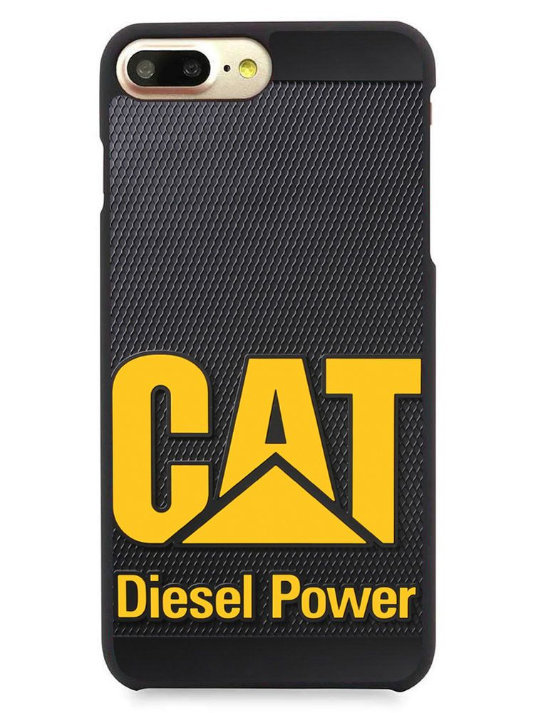 official photos 2254c 1c6cb 2017 CAT Caterpillar Diesel Power Case for iPhone 7 7+ 6 6+ 6s 6s+ ...