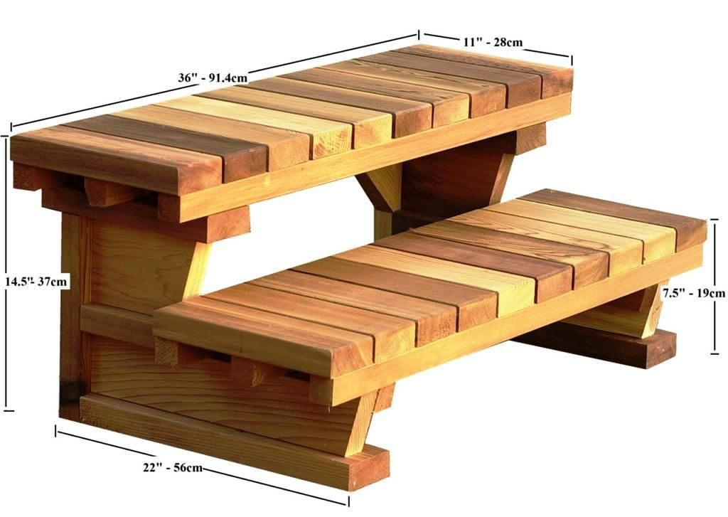 Perfect Hot Tub Stairs Design Plans   Http://luxury.gloryglorymanu.com/