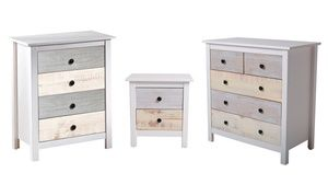 Alexia Solid Pine Bedroom Furniture