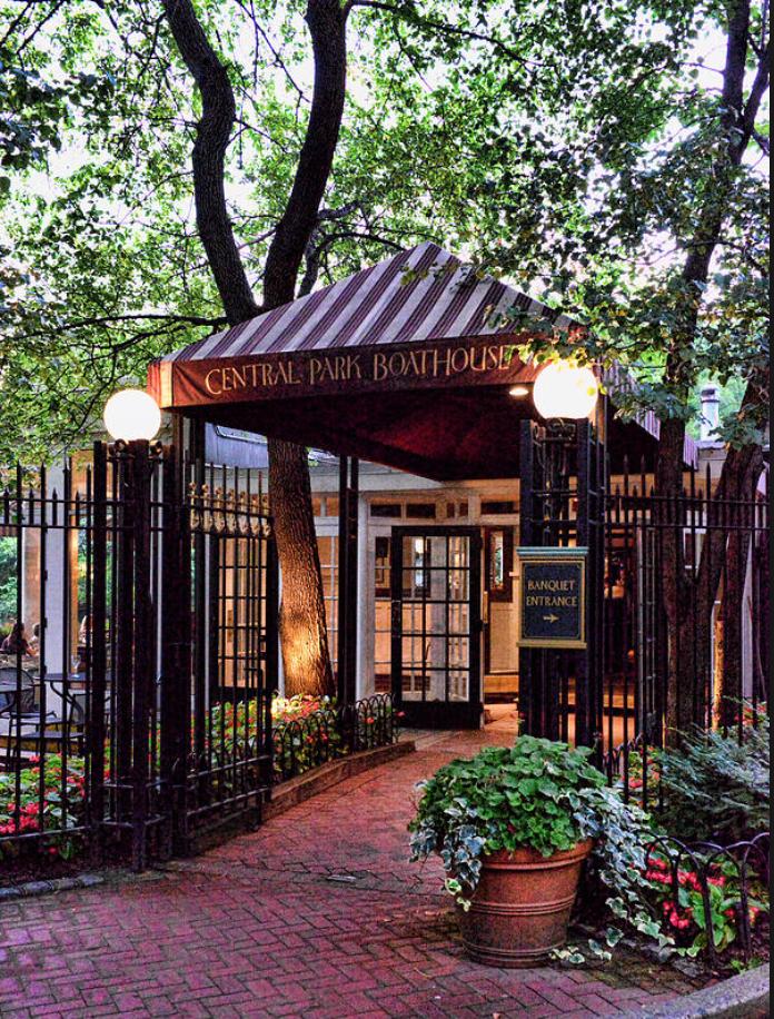 Central Park Boathouse Express Cafe