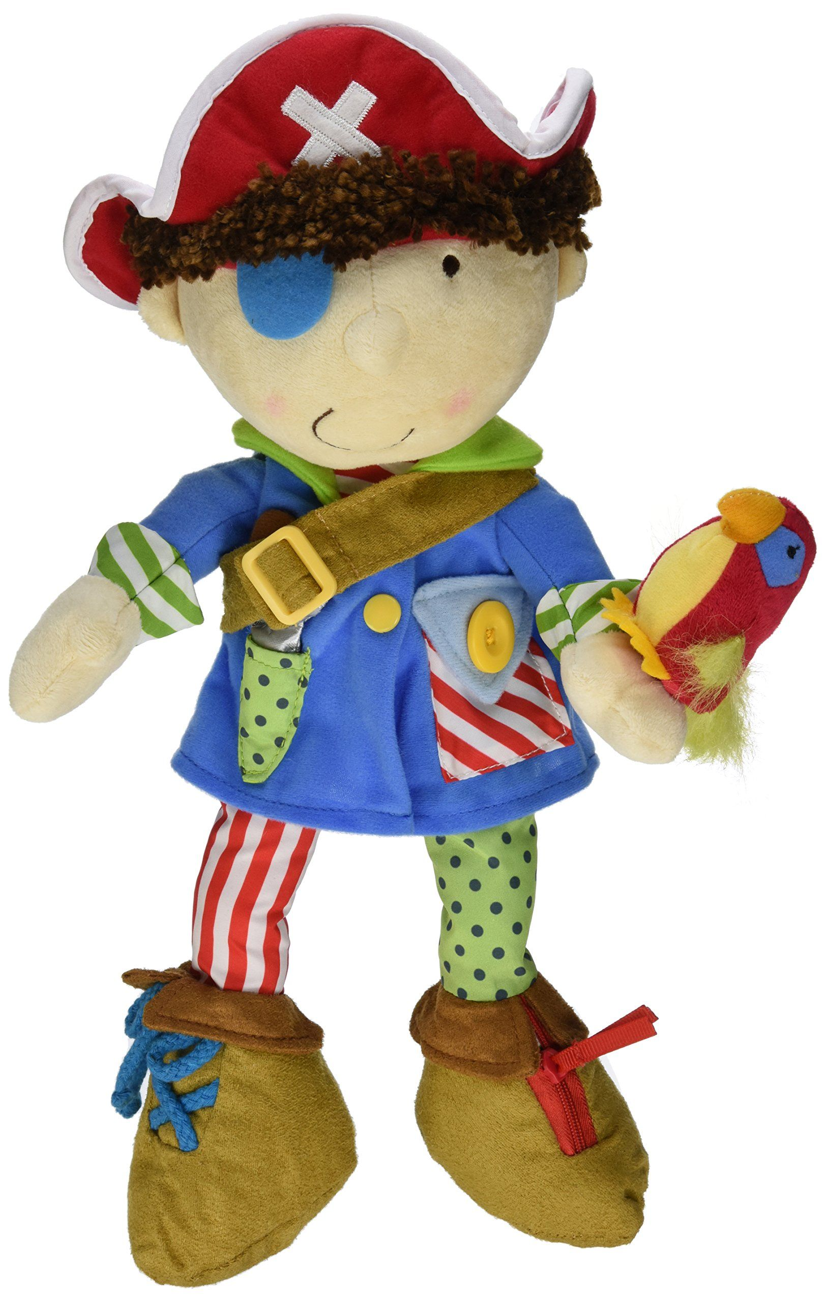 Manhattan Toy Dress Up Pirate 29 Toys, Baby dolls, Baby