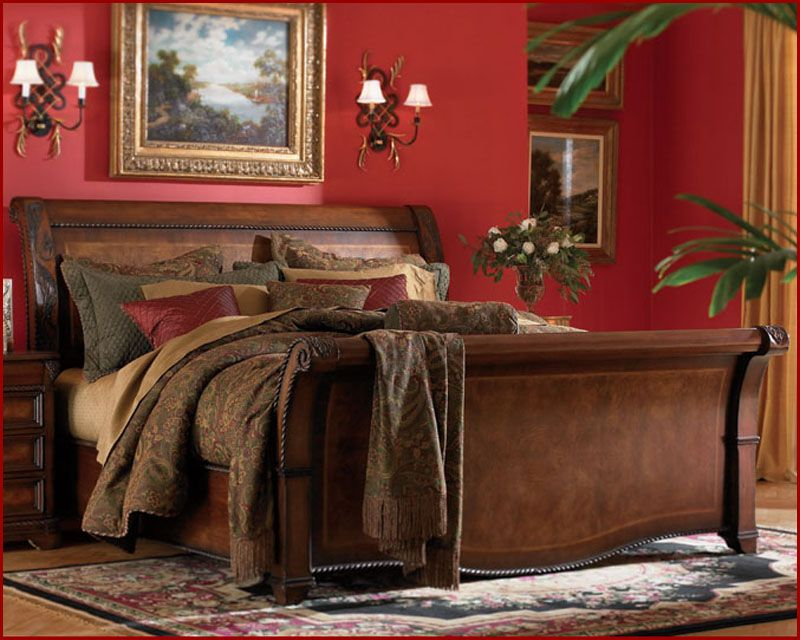 Http://www.homefurnituremart.com/aspen Sleigh Bed