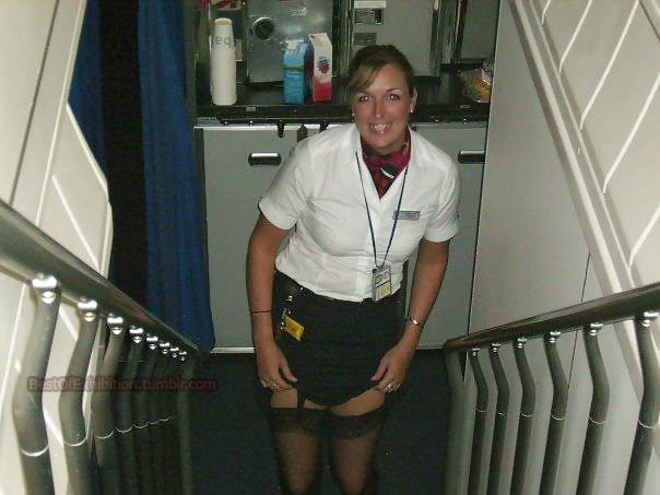 Hot airhostess with lovers nude get fucked ha
