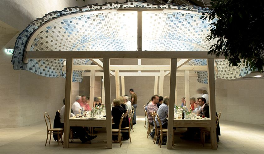 The World's Most Innovative Restaurant Interiors | Co.Design: business + innovation + design