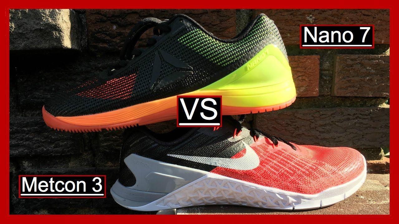 Nike Vs Reebok · Crossfit WodsMen's StyleMetcon ...