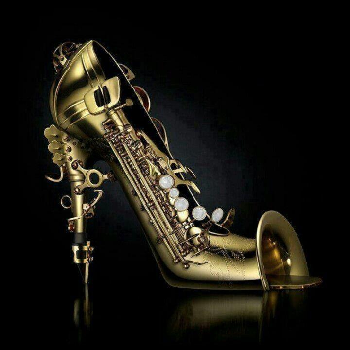 #saxophone #shoes