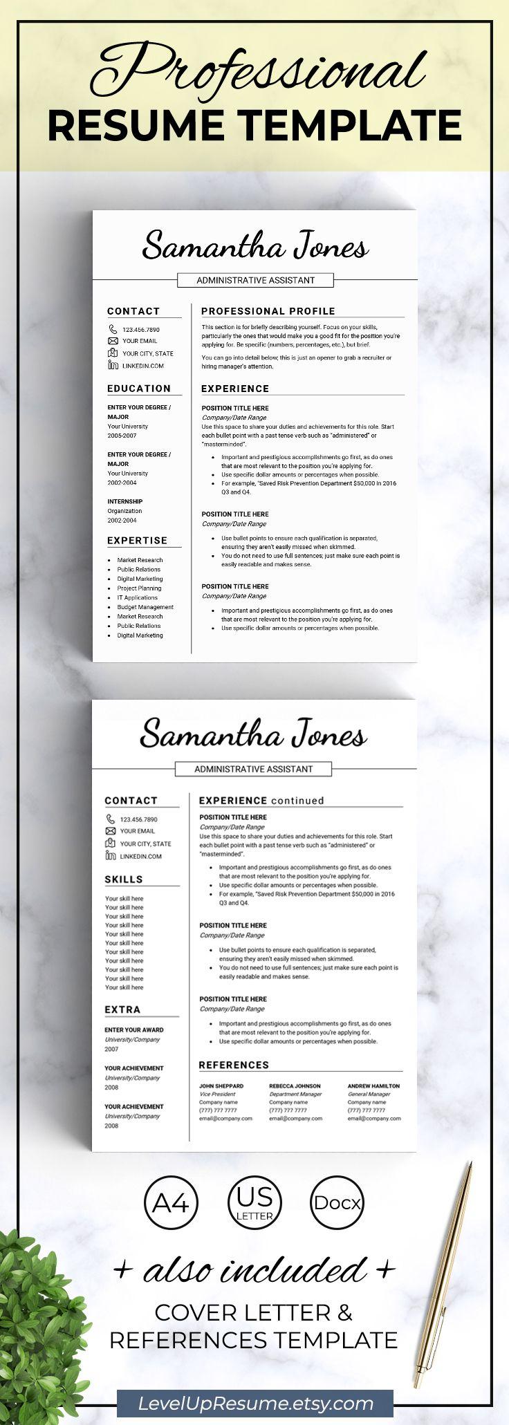 design resume template professional resume templates