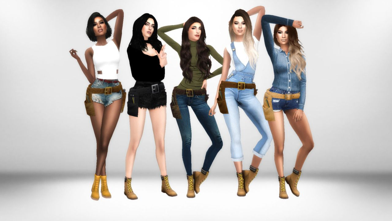 sims 3 work from home fifth harmony work from home lookbooktool belt xx 5625