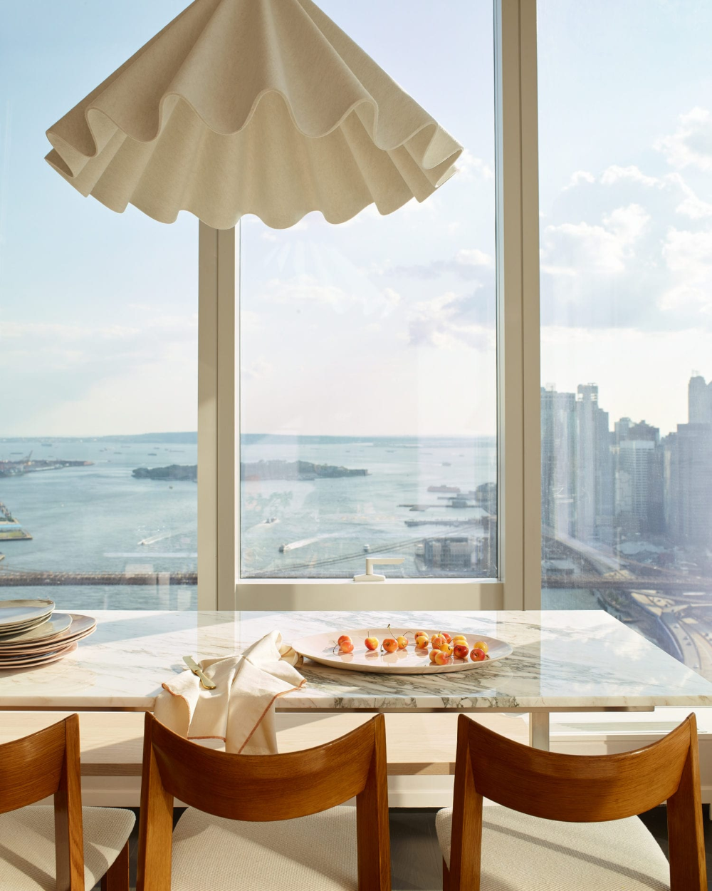 Anna Karlin Designs 11 Model Apartments for One Manhattan