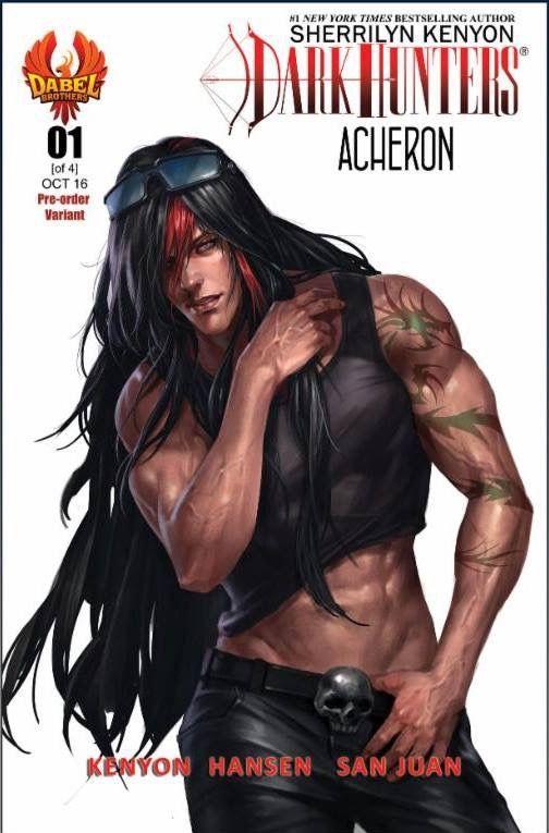 Acheron Dark Hunter Series In 2018 Pinterest Dark Hunter Dark
