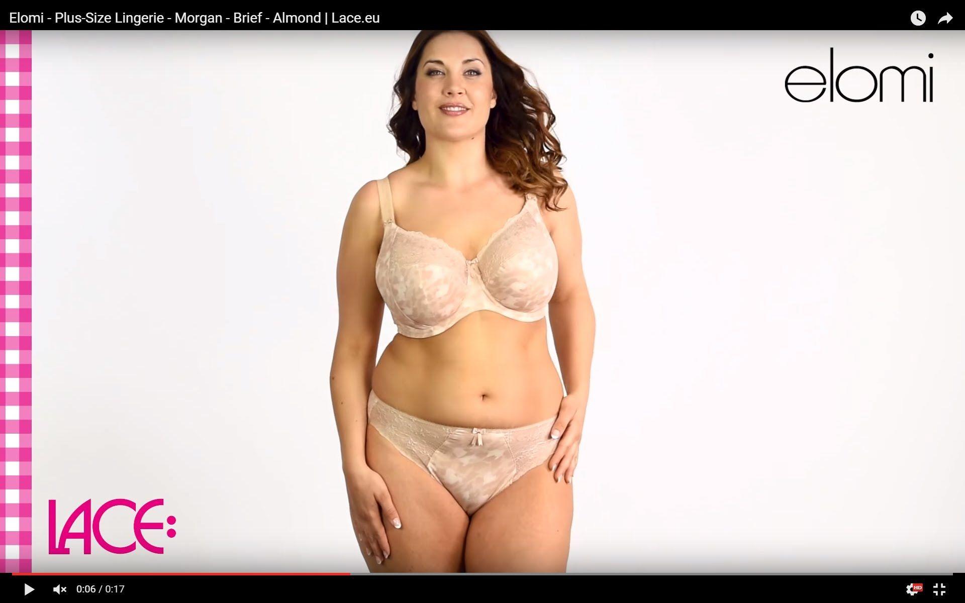 a1f5fc01728 Elomi plus size lingerie morgan bra brief almond lace jpg 1920x1200 Elomi  full figure models wallpaper