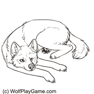 Wolf Roleplay Game Wolf Breeding Game Exploration Breeding Games Roleplay Wolf