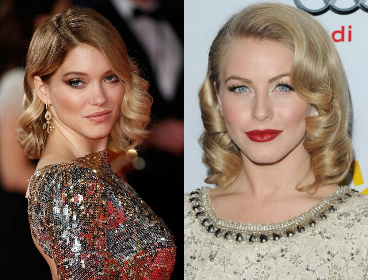 Cute Ideas For New Year Party Vintage Bob Hairstyles - Bob hairstyle party