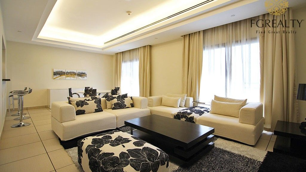 Gorgeous Three Bedroom Apartment In Al Dafna For Rent 20 000 Qar Monthly Fg Realty Iwannaproperty Realestate Propertyportal Rel Fully Furnished Apartments Luxury Apartments Furnished Apartment