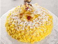 Photo of Pan di Spagna: Torta mimosa all'ananas – ITALIA SMART Le vog