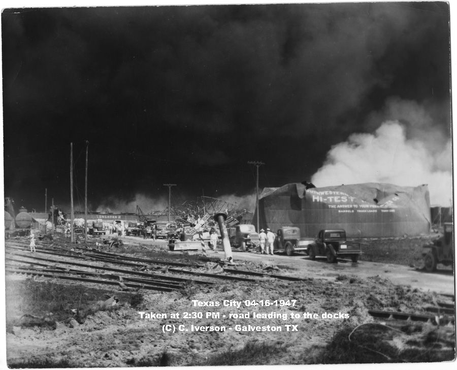 the texas city explosion of 1947 The texas city disaster was the deadliest industrial accident in us history the incident took place on april 16, 1947, and began with a mid-morning fire on board the french-registered vessel ss grandcamp which was docked in the port of texas city.