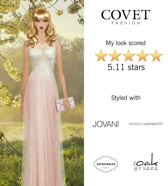 Covet Fashion Game Look Fairytale Princess Covet Fashion Game Pinterest Fashion Games