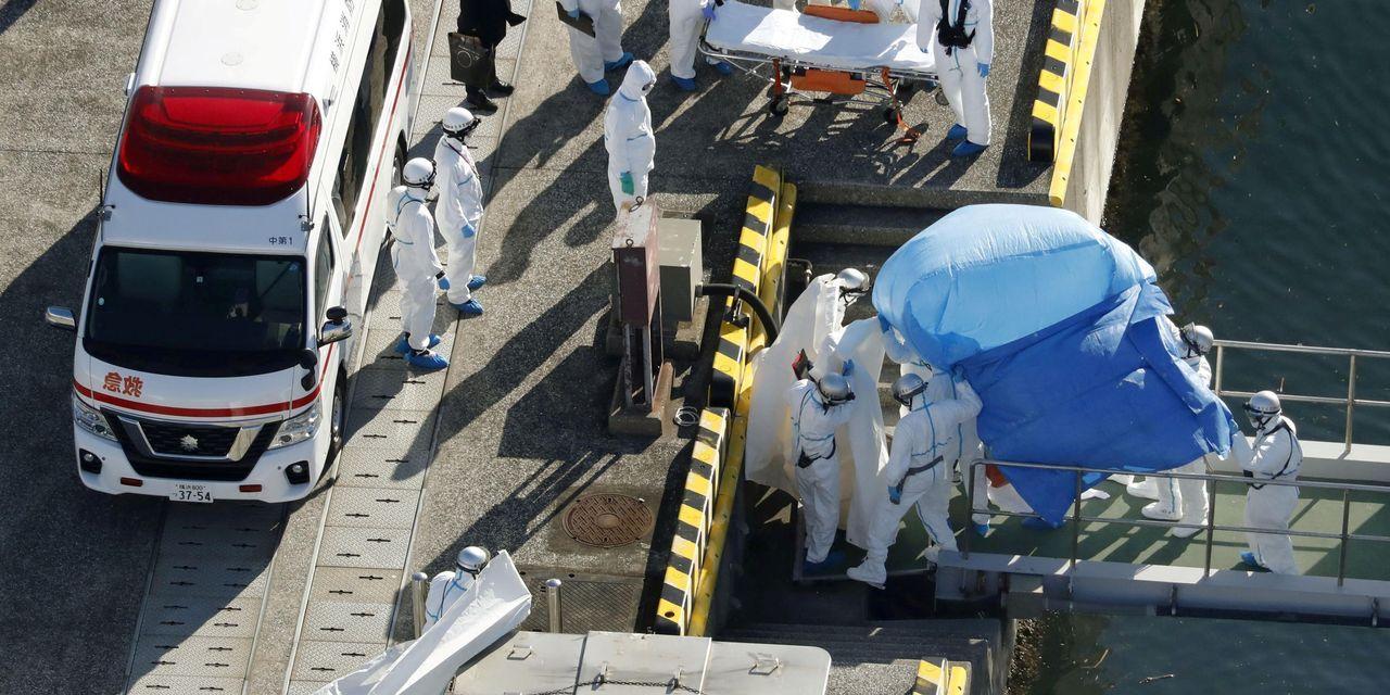 Cruise Passengers Get Two Free Weeks on Boardin Quarantine