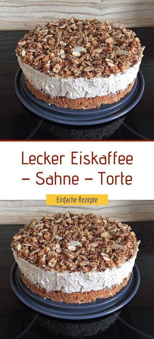 Torten Rezepte Einfach Und Lecker