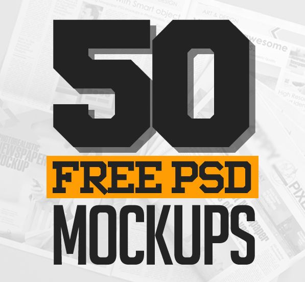 50 Best Free PSD Mockup Templates Fake It Till Ya Make It - fake document templates