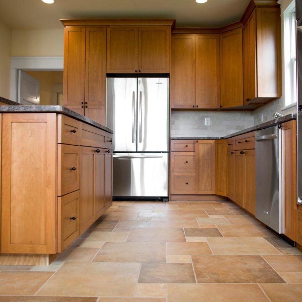Porcelain Tile For Kitchen Floor   Best flooring for kitchen ...