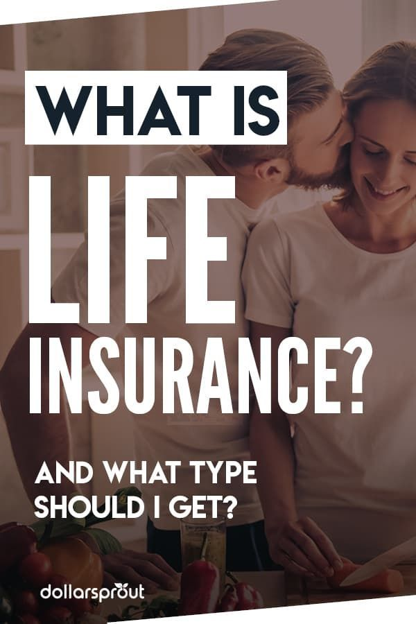 The Types Of Life Insurance You Need To Know About Life