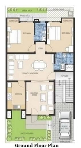 Pin By Doudou On Houses Plans Duplex House Design My House Plans 30x40 House Plans