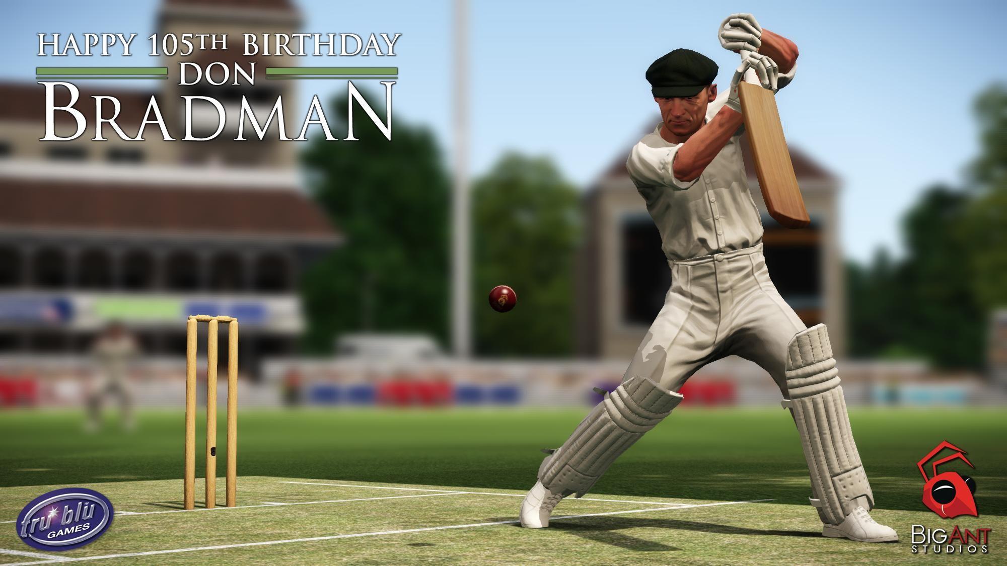 Don Bradman Cricket 14 Roster ( New Teams ) Cricket