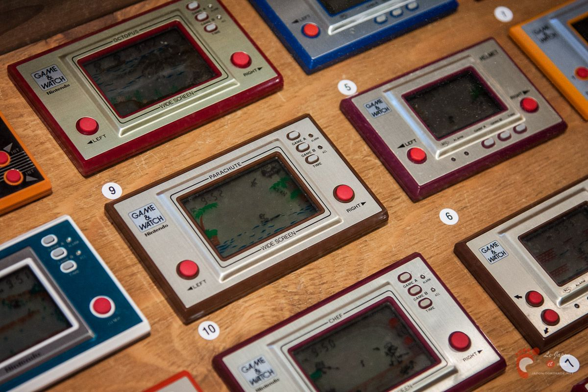 Image result for yokoi game and watch