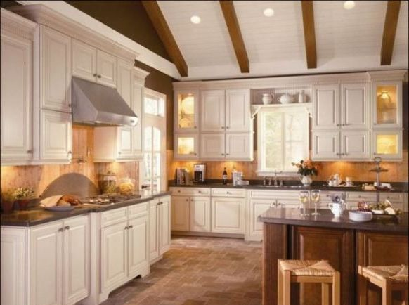 Best American Woodmark Kitchen Cabinets Home Depot Kitchen 400 x 300