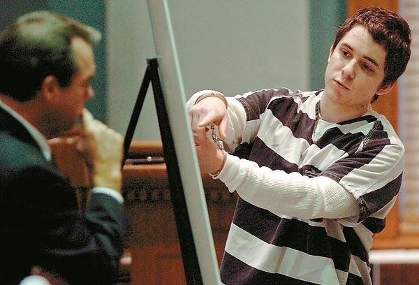 Ryan's trial. Codefendent dream...