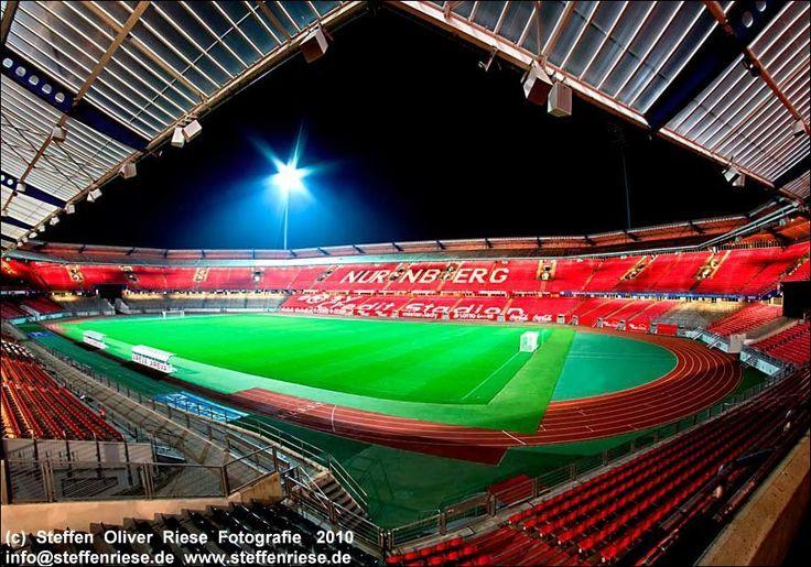 FC Nürnberg - Grundig Stadion