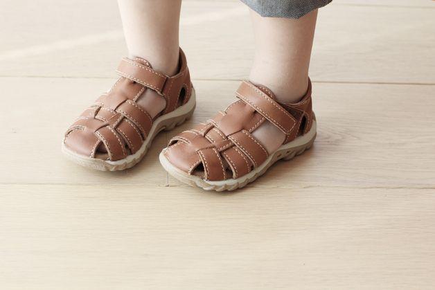 Bisgaard sandaler til lillepus