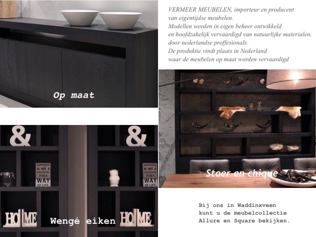 Verrassend Eigentijdse #meubelen #nederlands #design #kwaliteitsmeubelen KR-37