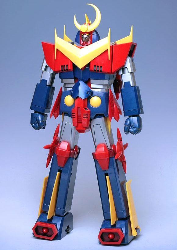 Bandai soul of chogokin gx zambot robo robot cartoon