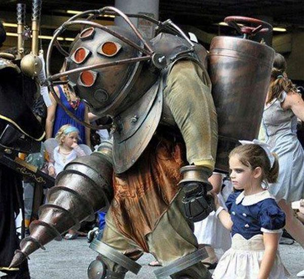 Cosplay - Father and son or daughter - AreImages · Costume IdeasCharacter Design  sc 1 st  Pinterest & Cosplay - Father and son or daughter - AreImages | Halloween | Pinterest