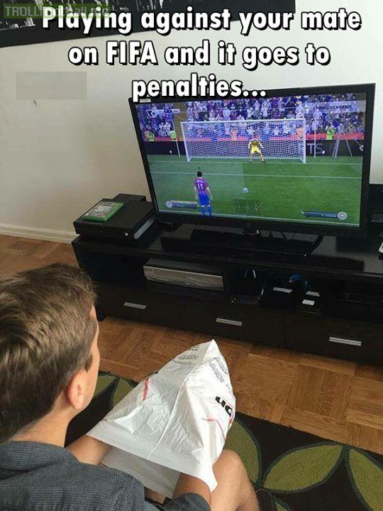 Penalty shootouts be like...
