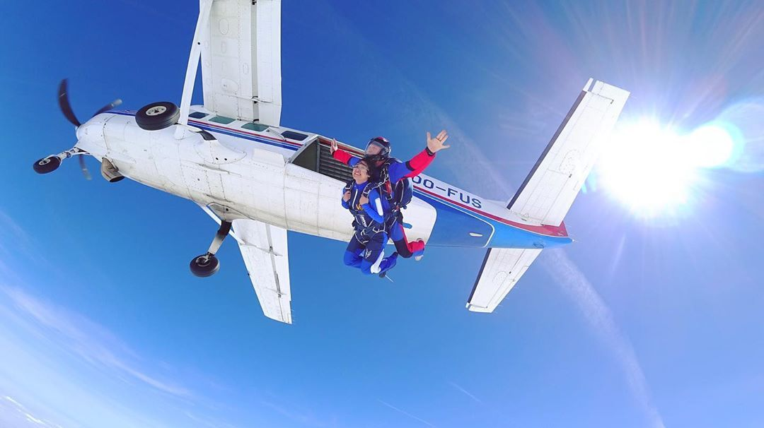 Finally Follow The Adventure Of Your Dream Jumpofmylife Bucketlist Tandemskydive Tandemsprong Skydive Kick Yolo In 2020 Travel Photos Germany Travel Adventure