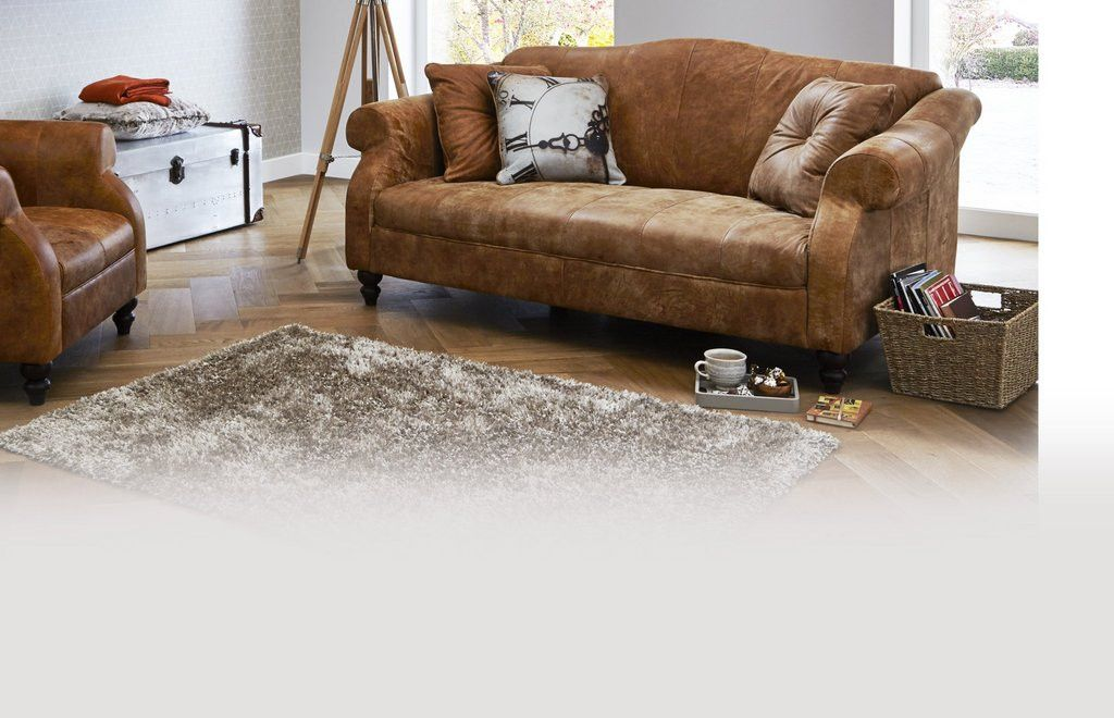 Lodge 3 Seater Sofa Outback | DFS