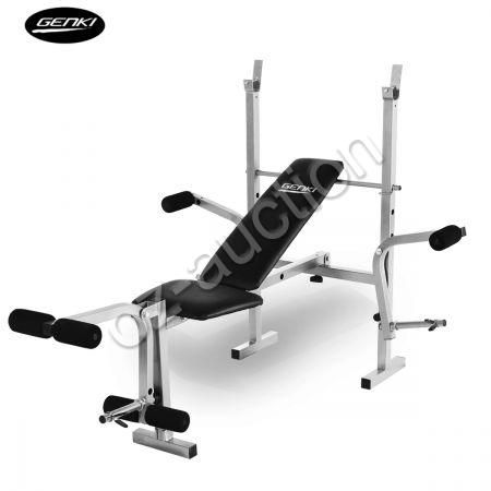 Home Gym Weight Station Bench Press   Multi Level