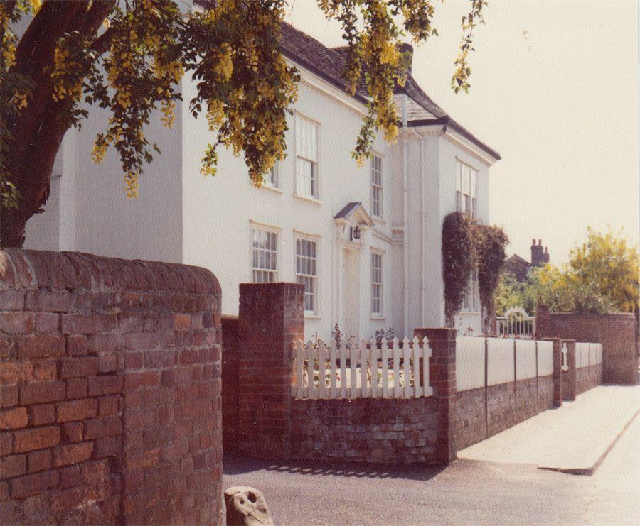 Wynne House Swan Street Boxford Late 1970s Boxford Photo Photo Galleries