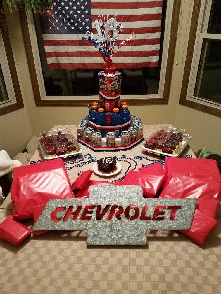 Patriotic 16th birthday Boy 16th birthday, 16th birthday