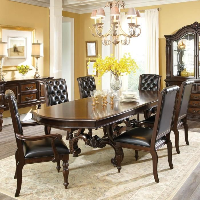 Churchill 7 Piece Dining Set