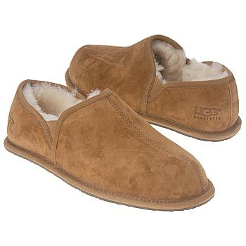8735363388124 UGG Scuff Romeo II Slippers (Chestnut) - Men's UGG Slippers- 13.0 M ...
