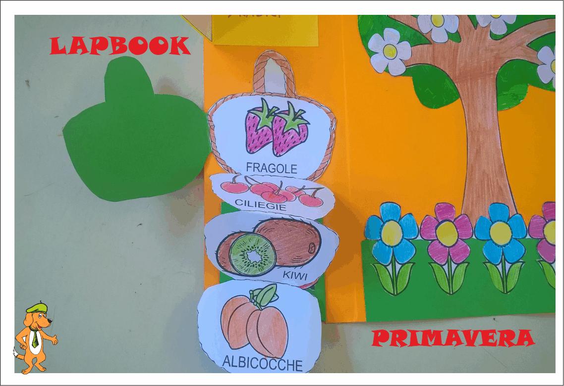 Lapbook Primavera Lapbook Pinterest